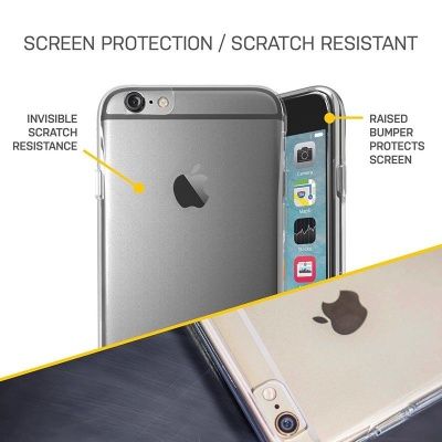 more photos 1f166 7222f iPhone 6s/6 OtterBox Clearly Protected Skin Series Case Clear